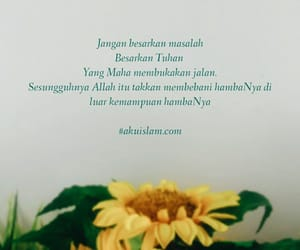 islam, quote, and hidup image
