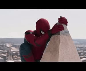 Avengers, Marvel, and spiderman homemcoming image