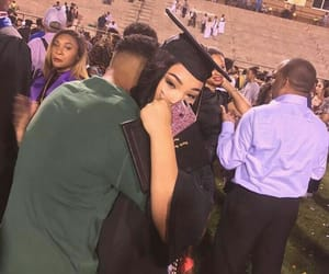 couples, goals, and graduation image