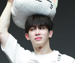 one and only, wonho, and monsta x image