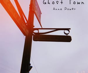 aesthetic, ghost town, and singer image