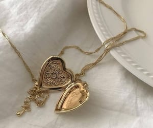 art, heart, and jewel image