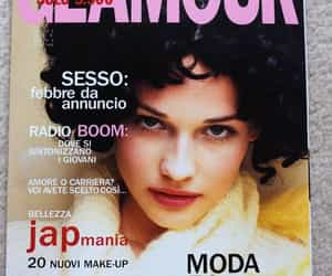 Trish Goff and glamour italia 1994 image