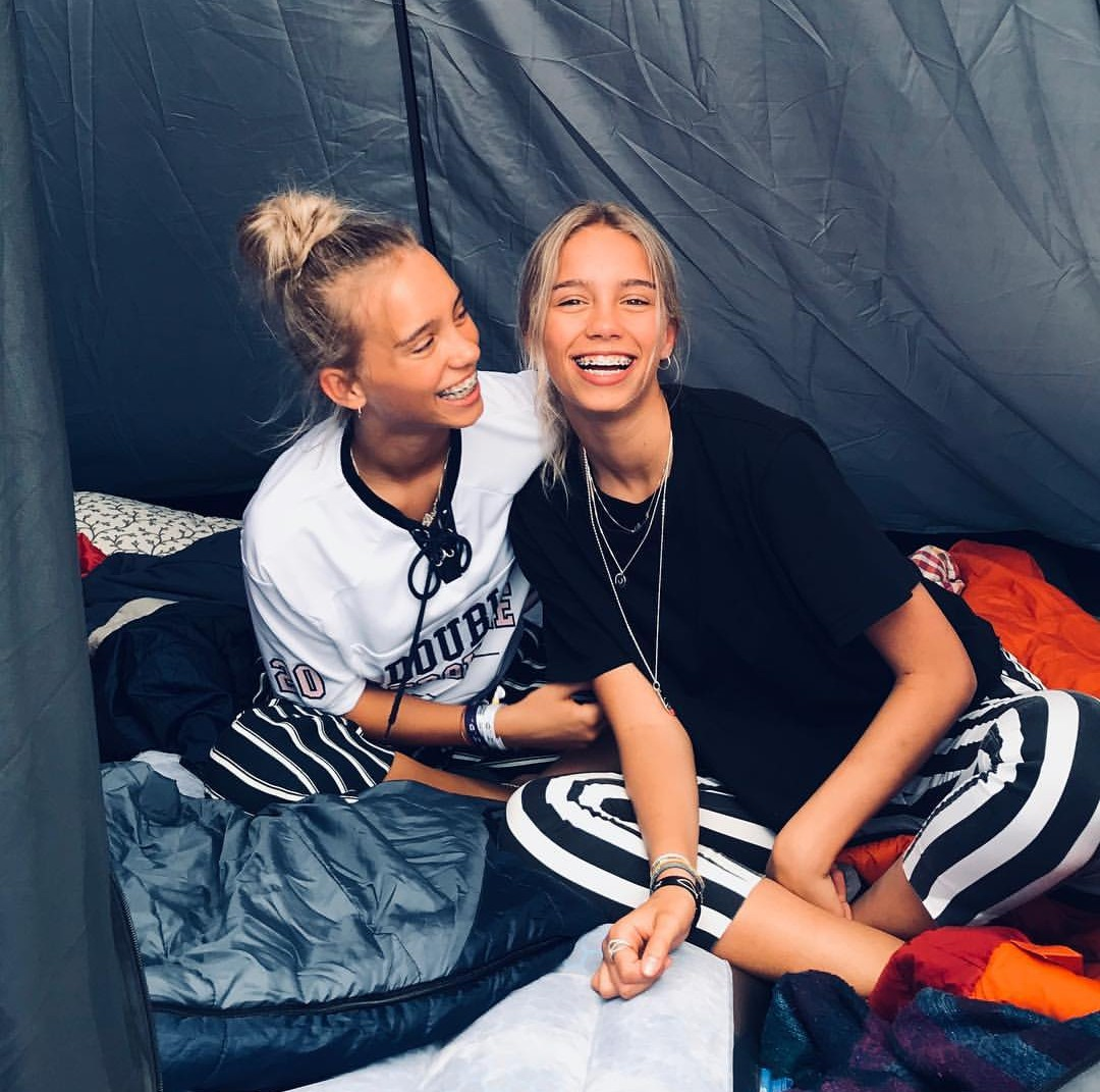 345 images about lisa and lena👯 on We Heart It   See more