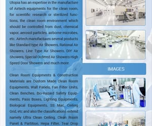 infection control and cleanroom products image