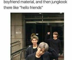 meme, bts, and jungkook image