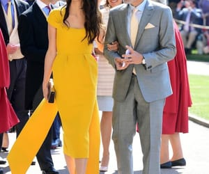 royal wedding, clooney, and george image