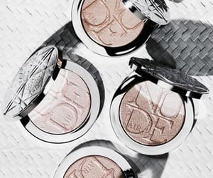 beauty, makeup, and dior image