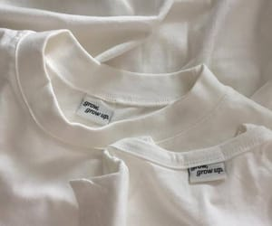 aesthetic, white, and clothes image