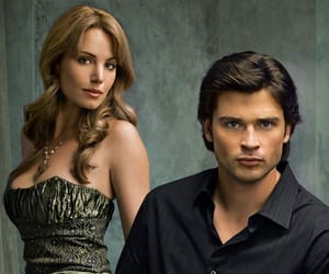 DC, tom welling, and smallville image