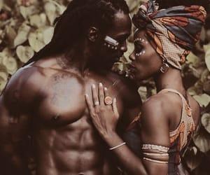 black, fashion, and brown image