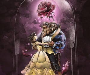 90s, belle, and beast image