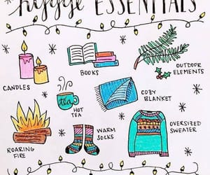 cozy, winter, and hygge image