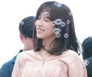 bubble, JYP, and korea image