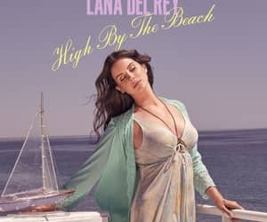 lana del rey, high by the beach, and honeymoon image