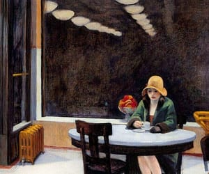 edward hopper, painting, and art image