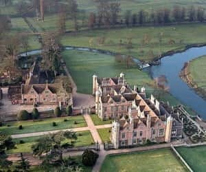 castle, travel, and england image