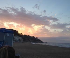 beach, spain, and tumblr image