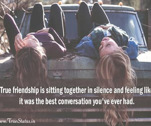 friendship quotes, true friends, and friends image