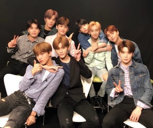 idols, kpop, and nct dream image