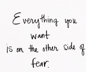be yourself, fears, and inspiration image