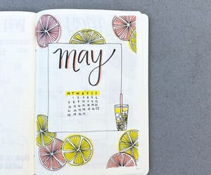 diy, journals, and may image