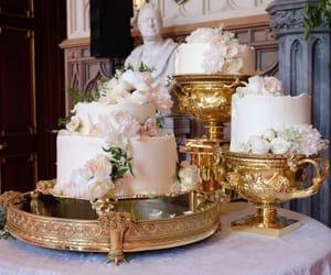 royal wedding, cake, and prince harry image