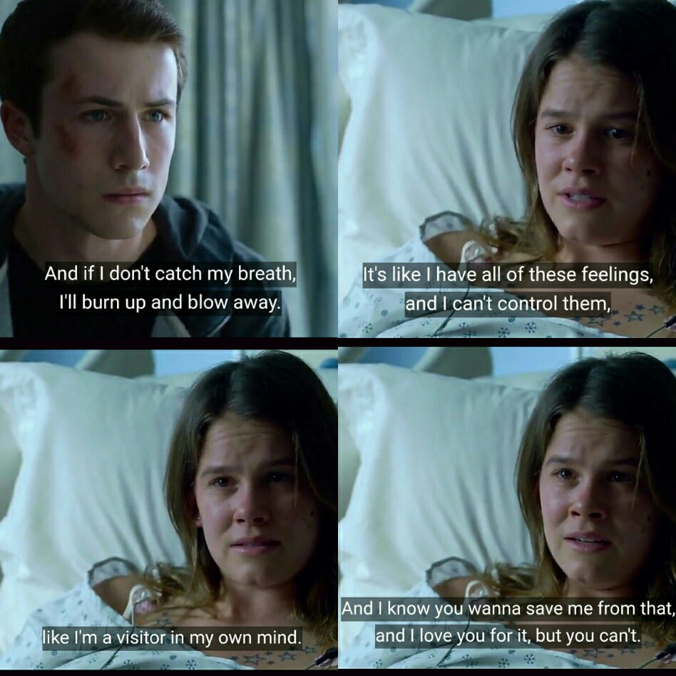 quotes, skye, and 13 reasons why image