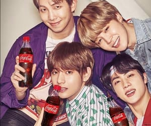 idol, jin, and bts image