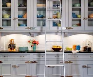 beautiful, kitchen, and decoration image