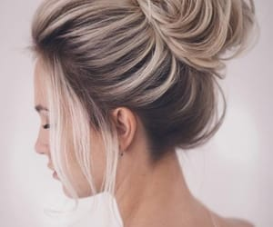 hairstyle, beautiful, and beauty image