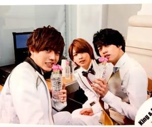 king & prince, 永瀬廉, and 髙橋海人 image