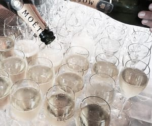 drinks and champagne image