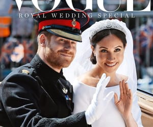 couple, magazine, and royal family image