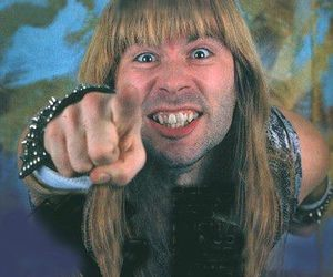 heavy metal and iron maiden image