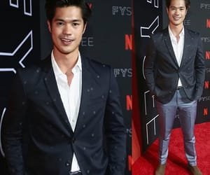 red carpet, 13 reasons why, and netflix image