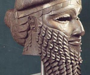 acadios, estatua, and mesopotamia image