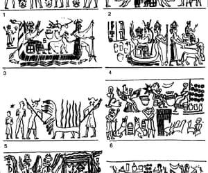 acadios, arte, and mesopotamia image