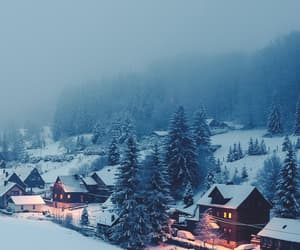 landscapes, natural, and snow image