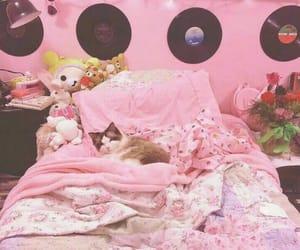 pink, kawaii, and bedroom image