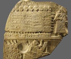 escultura, estela, and mesopotamia image