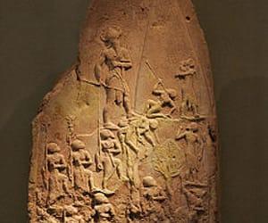arte, estela, and mesopotamia image