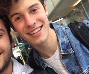 shawn mendes and boy image