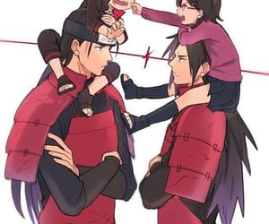 anime, uzumaki, and hashirama image