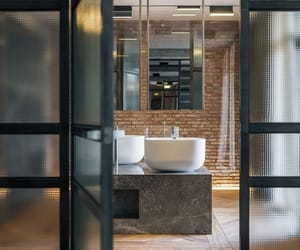 bathroom, interior, and classy image