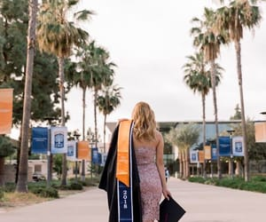 blonde, california, and college image