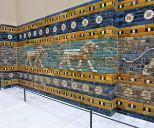 mesopotamia, asirios, and adobe image