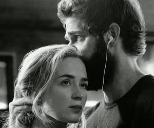 Emily Blunt, john krasinski, and a quiet place image