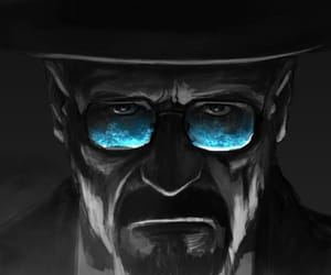 bb, walter white, and breaking bad image