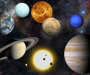 cosmos, estrellas, and planetas image